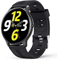 AGPTEK Smartwatch, Reloj Inteligente 1.3 Pulgadas Táctil Completa IP68, Pulsera de…