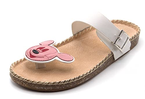 3a8095bab Brauch Women s Mickey Slippers  Buy Online at Low Prices in India ...