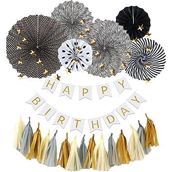 Amazon Hanamei 誕生日 飾り付け 装飾 バースデー デコレーション