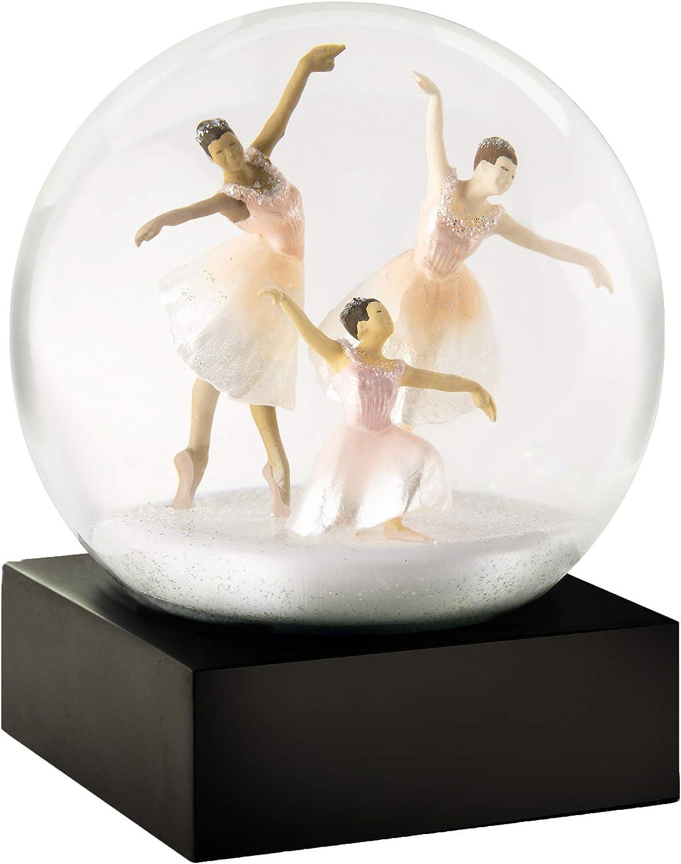 CoolSnowGlobes Globo di Neve Ballerina di Degas