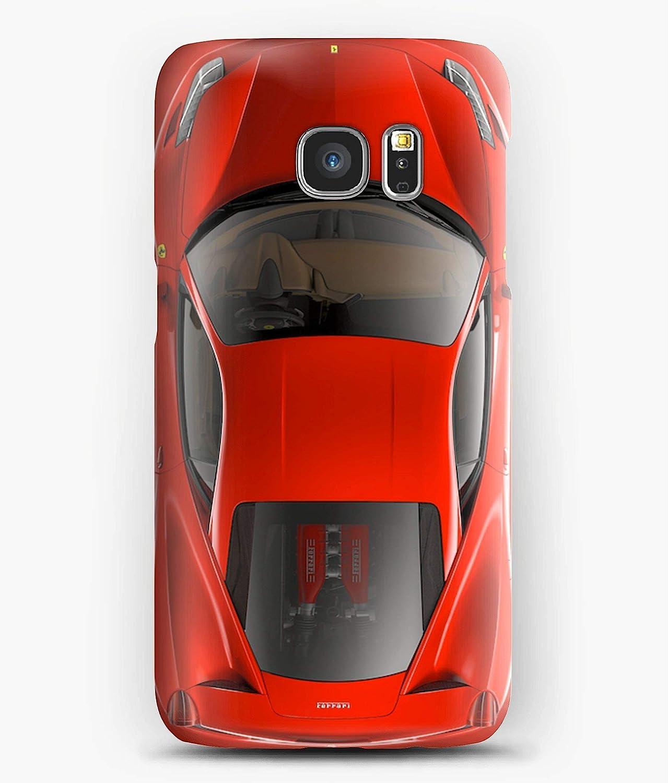Ferrari-458-italia, Cover per Samsung S5, S6, S7, S8,S9, A3, A5, A8, J3,J5,Note 4,5,8,9