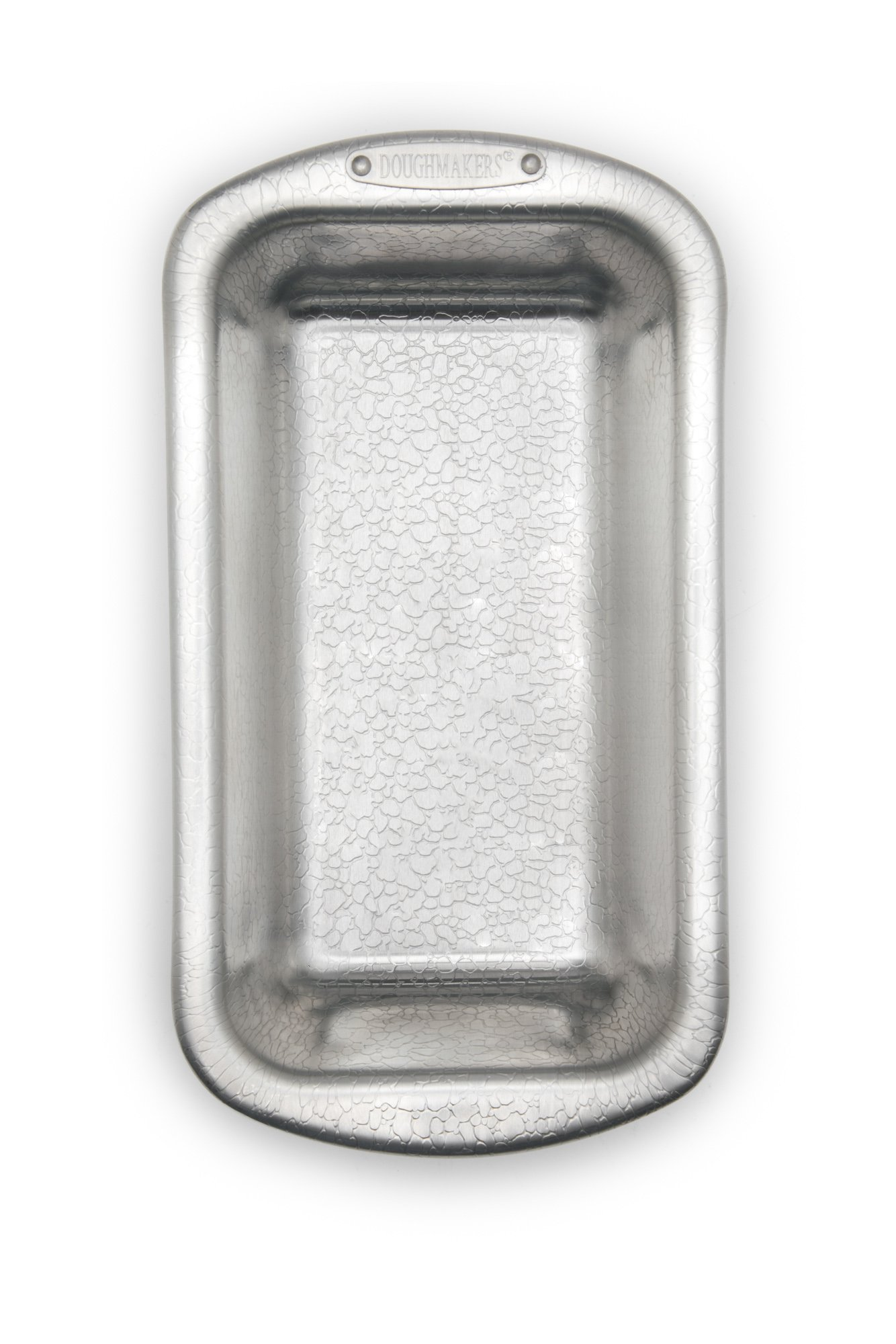 Loaf Pan Commercial Grade Aluminum 8.5'' x 4.5'' by Doughmakers (Image #1)