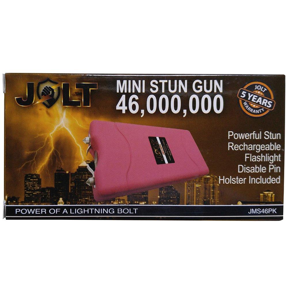 JOLT 46,000,000 MINI STUN GUN PINK