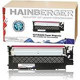 Hainberger 4x Toner XL compatibile con Samsung CLT-404S Xpress C 430 W C 480 W C 480 FN C 480 FW CLT-K404S, CLT-C404S, CLT-M404S, CLT-Y404S Magenta