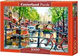 Castorland Amsterdam Landscape Jigsaw (1000-Piece)
