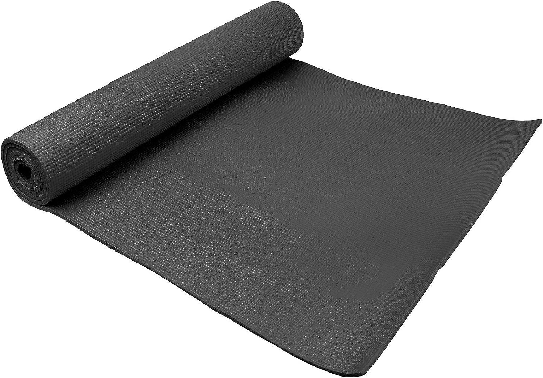 Amazon.com: Spoga - Esterilla de yoga antideslizante con ...