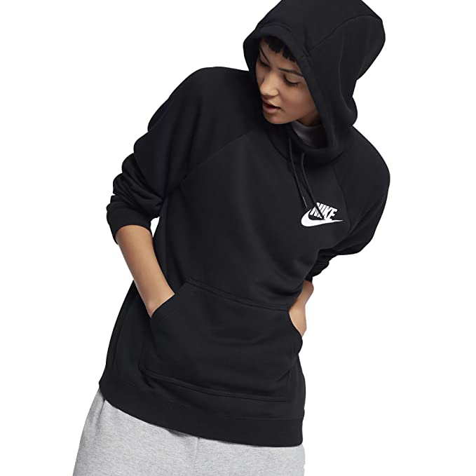 hot-selling authentic drop shipping largest selection of 2019 NIKE Women's Sportswear Rally Hoodie