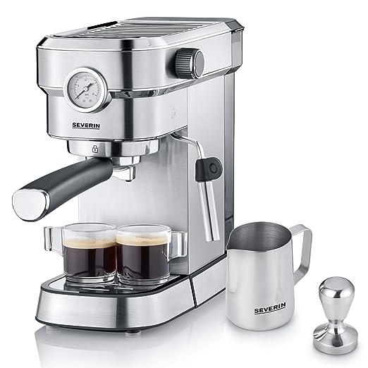 Severin KA 5995 Espresa Plus Cafetera espresso, 1350, 1.1 L ...