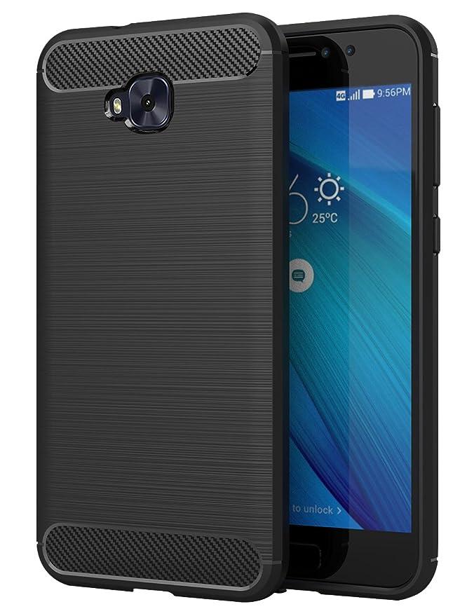 1 opinioni per Asus ZenFone 4 Selfie Pro ZD552KL Cover, Custodia Sottile e Morbida Protettiva