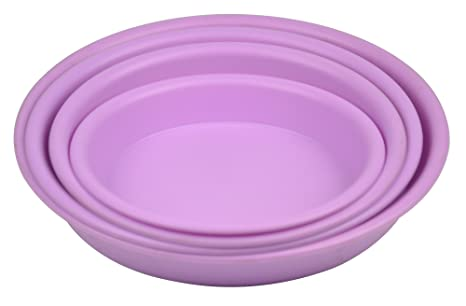 Amazon Com 4 5 Round Plant Saucer Planter Tray Pat Pallet For