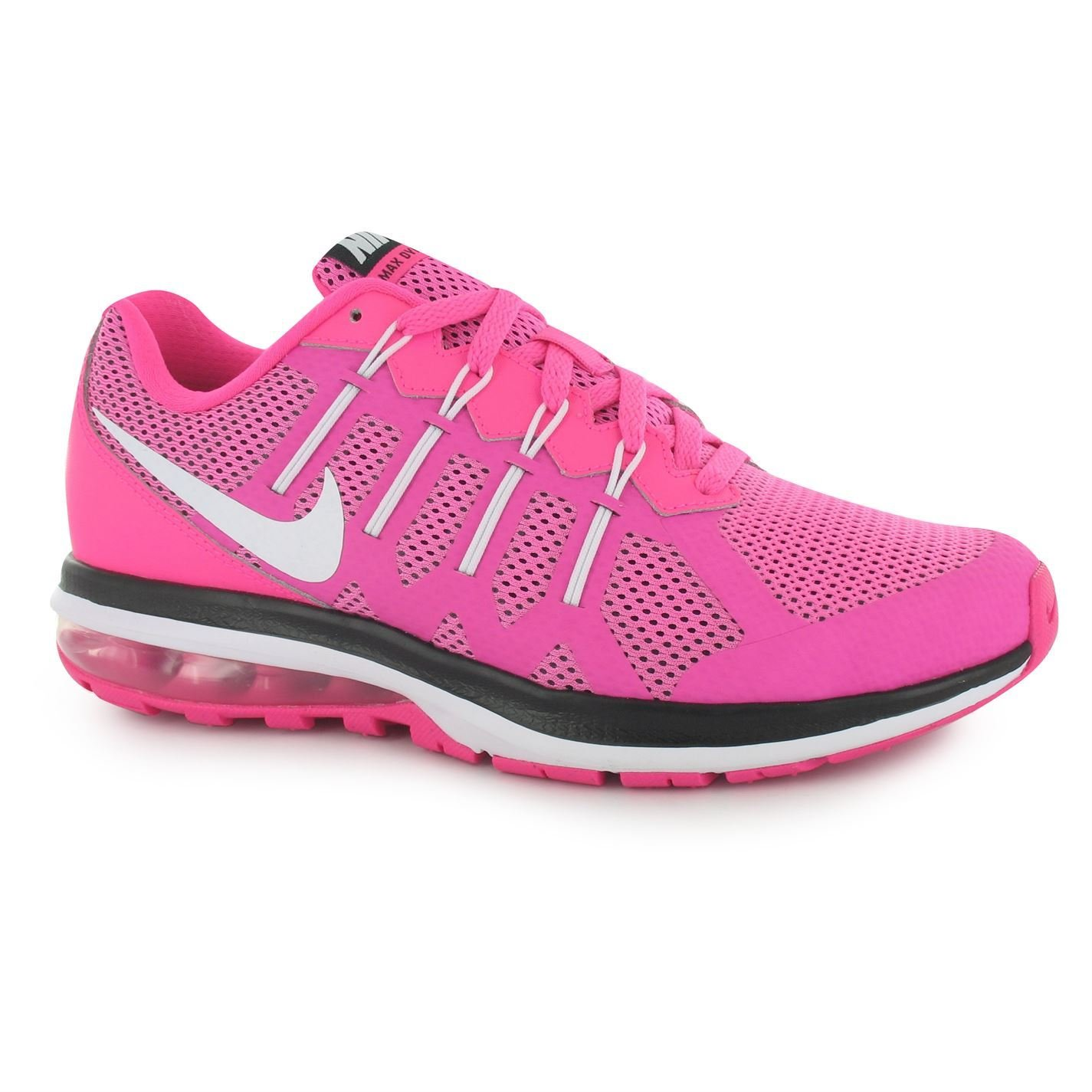 Nike Air Max Dynasty Training Shoes Womens Pink Wht Fitness Trainers  Sneakers (UK7) (EU41) (US9.5)  Amazon.co.uk  Sports   Outdoors 736a07323