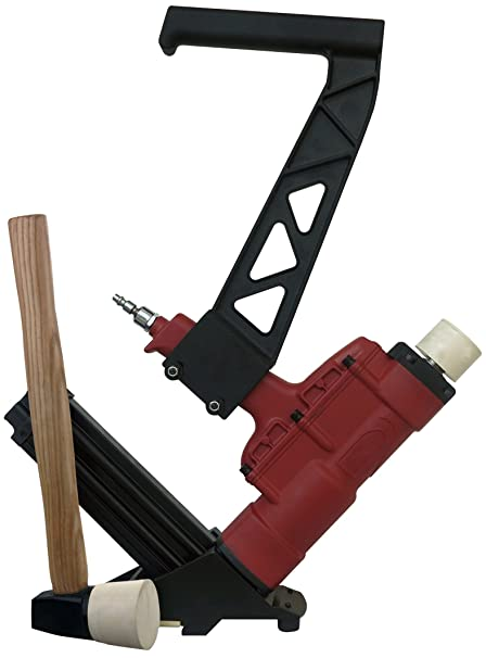 Professional Woodworker 46664 2 in 1 Flooring Nailer//Stapler