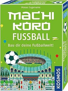 Kosmos Machi Koro - Juego de Mesa [Importado de Alemania]: Suganuma, Masao: Amazon.es: Juguetes y juegos