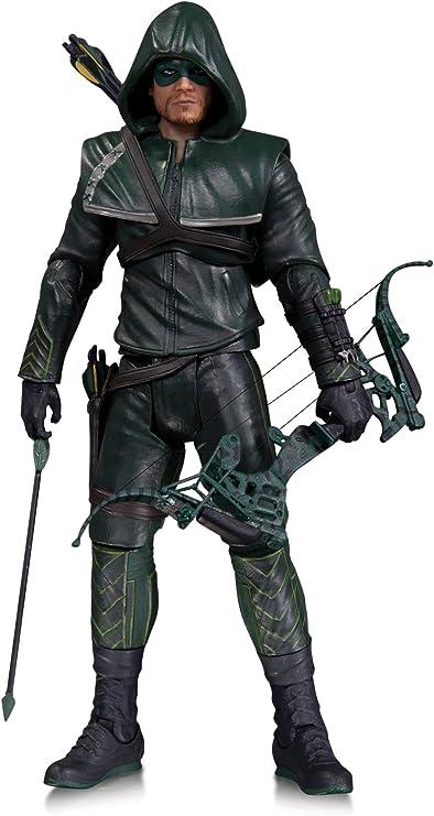 De CW série TV DC Collectibles-Arrow figurine en saison 3 Outfit