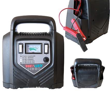 Topolenashop - Cargador de batería para Coche, 12 V, para ...