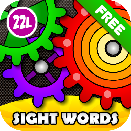 Sight Words Kids Reading Games & Flash Cards vol 1: Learn to Read - Learning Adventure for Preschool, Kindergarten and 1st Grade Boys and Girls by Abby Monkey® (Lite app)