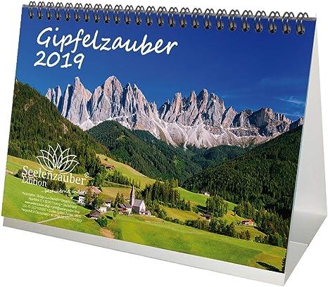 Gipfelstürmer magique – DIN A5 – Premium Calendrier de bureau ...