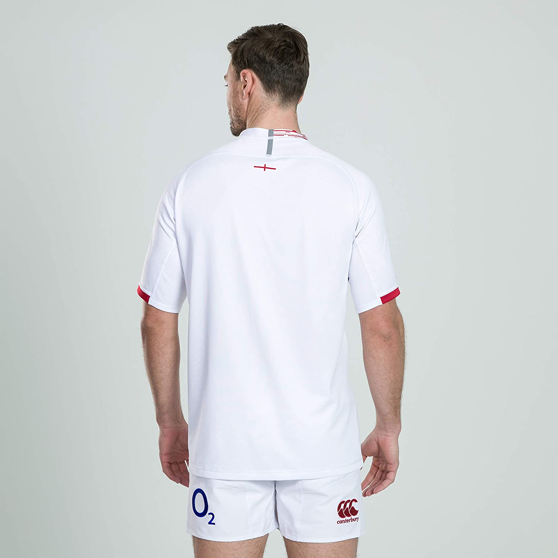 Canterbury Maglia da Uomo England Rugby World Cup 2019 Vapodri Home PRO