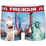 Freegun - Calzoncillos para niño, diseño de conejos
