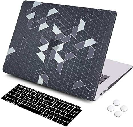 Boho Style Macbook 12 Pro 15 2018 Retina Air 11 13 Full Case Set Macbook Sleeve