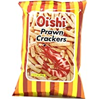 Oishi Big Bag Classic Prawn Cracker, 90 g