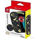 HORI Nintendo Switch D-Pad Controller (L), Pokémon Black and Gold Pikachu - Nintendo Switch Accessories