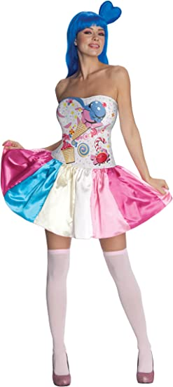 morris costumes Katy Perry Candy Girl ADT LG: Amazon.es: Juguetes ...