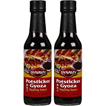 Amazon Com Dynasty Gyoza Potsticker Sauce 5 Oz 2 Pack