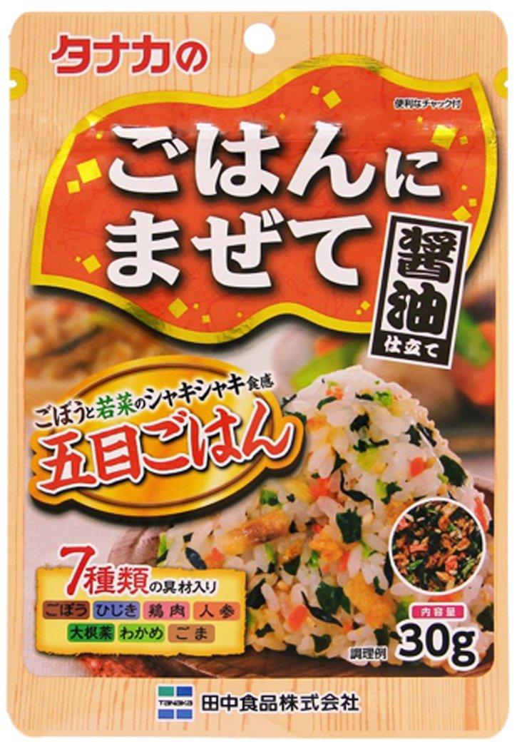 10 Gomoku rice 30g X mix Tanaka rice