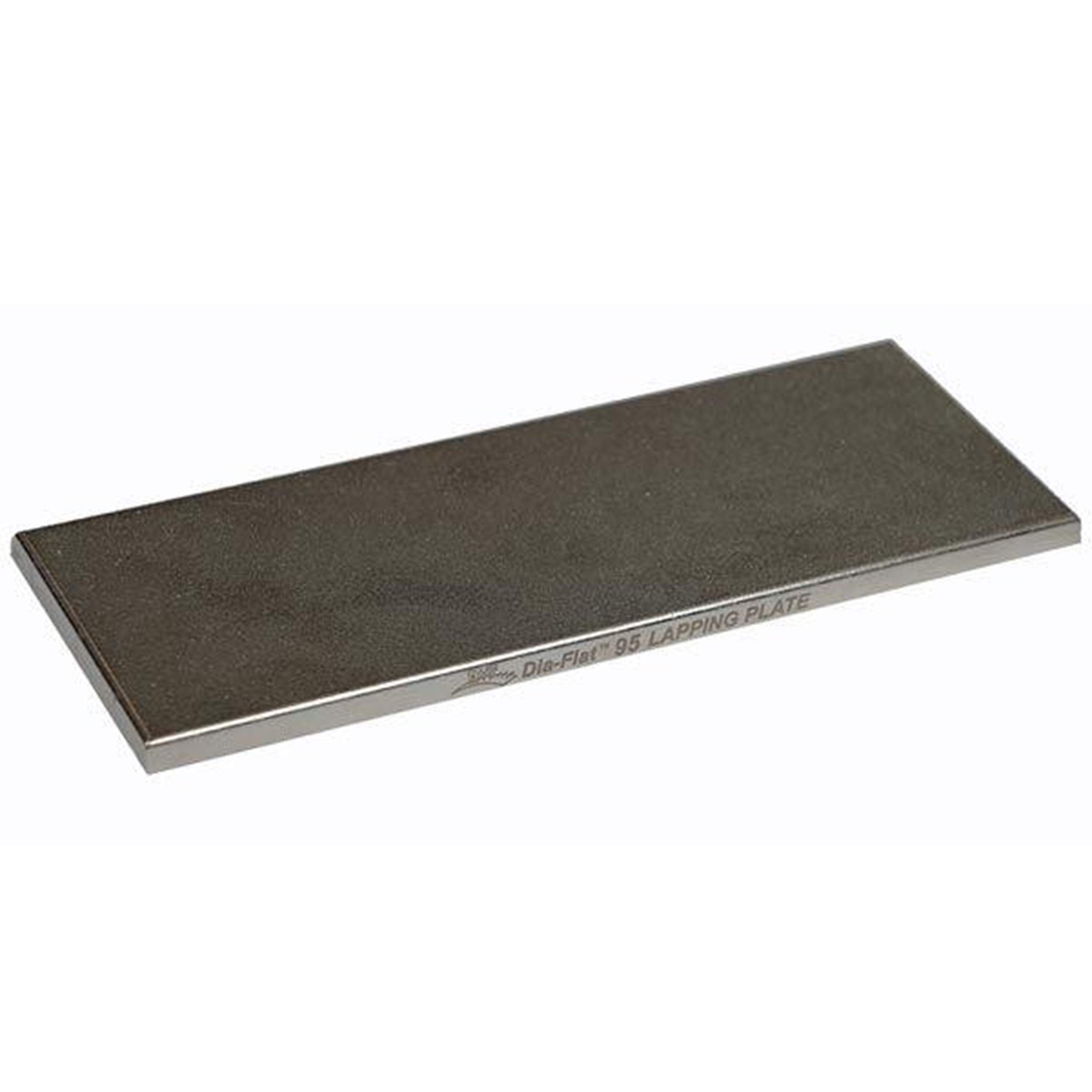 DMT DiaFlat-95 Lapping Plate, 10'' x 4'' – 160 Grit