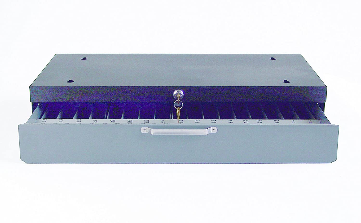 Viking Drill and Tool 01023 Type 914 Empty Mountable Drawer Cabinet