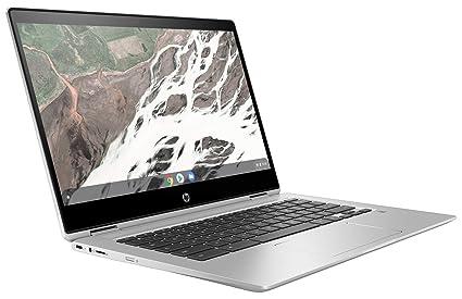 """HP 14 G1 Plata Chromebook 35,6 cm (14"""") 1920 x 1080"""