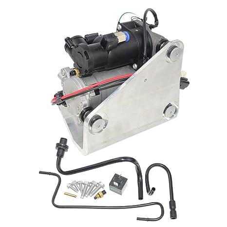 lr015303/lr023964 Bomba de Compresor de Suspensión Neumática + relé para deporte LR3 LR4