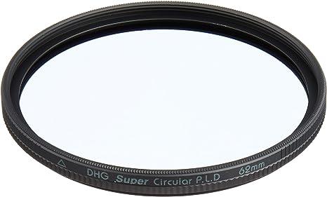 Marumi DHG Super - Filtro polarizador Circular (62 mm): Amazon.es: Electrónica