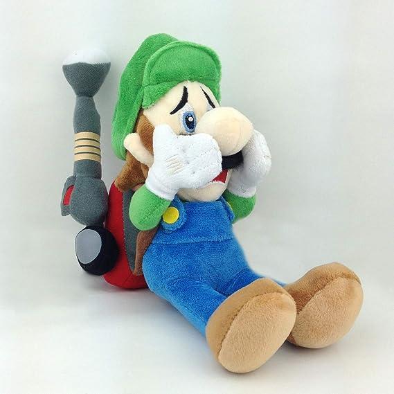 Yijinbo Luigis Mansion 2 Super Mario Bros - Peluche de Luna Oscura, Figura de Aniaml de Peluche de 7 Pulgadas: Amazon.es: Hogar
