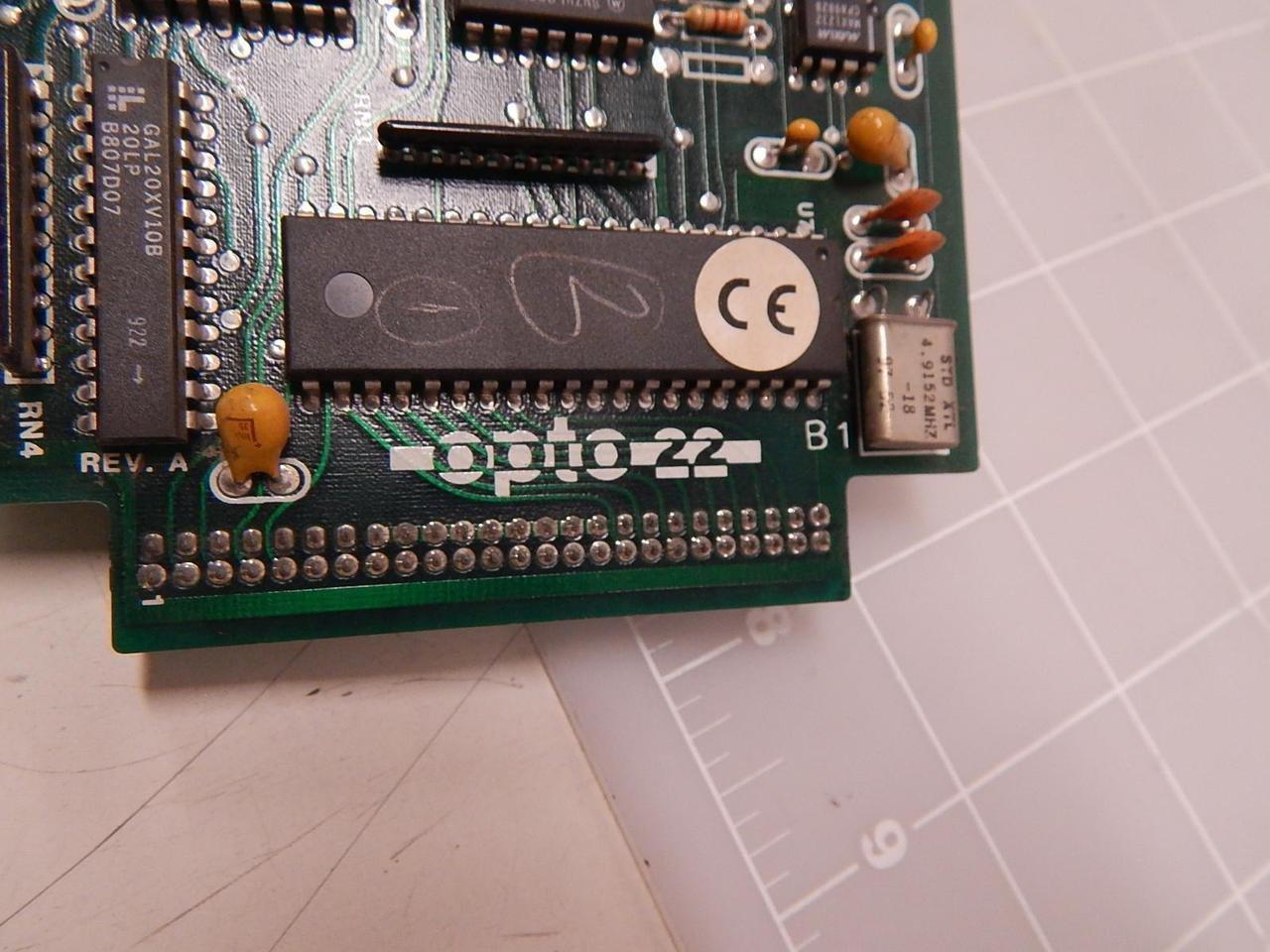 OPTO 22 001828H PC BOARD