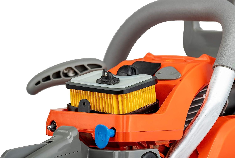 Amazon.com: LaGinza LG4610 - Motosierra a gas con funda de ...