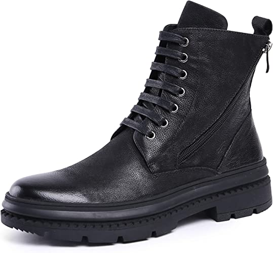 Rui Landed Military Boots for Men