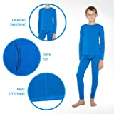 Rocky Thermal Underwear for Boys Fleece Lined