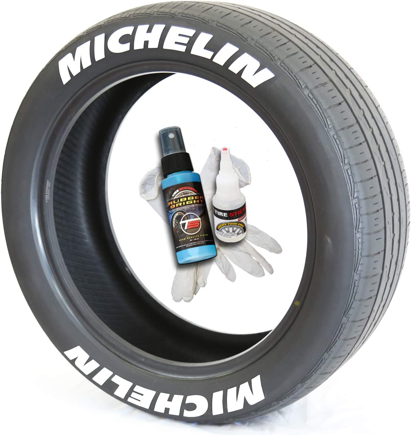 """TIRE LETTERS 1.25/"""" SUPERSPORT 15/""""16/""""17/""""18/"""" 19/"""" 20/"""" 21/"""" 22/"""" Freeship"""