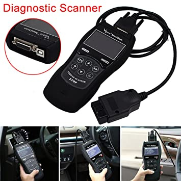 Majome Portable VS890 Car Bus Fault Reader Code Scanner