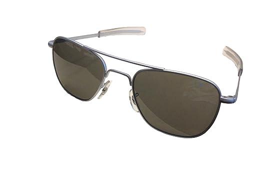 American Optics Original Pilots Sunglasses - Black - 10701  Amazon.in   Clothing   Accessories e229ca7679a