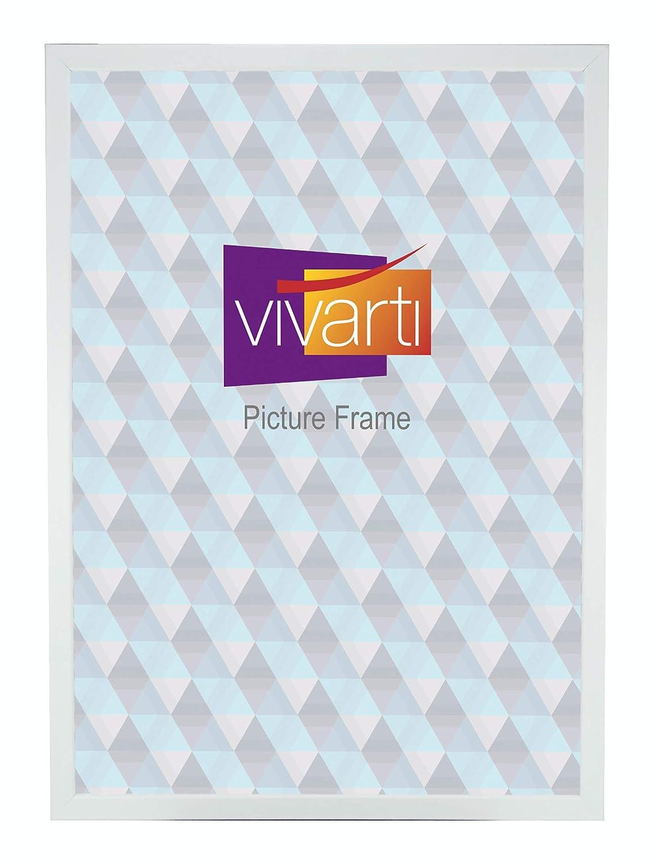 Vivarti Marco de Fotos Blanco Mate, 35 x 50 cm