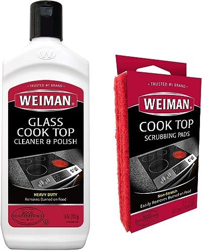 Weiman Ceramic and Glass Cooktop Cleaner Płyn do czyszczenia płyt kuchennych