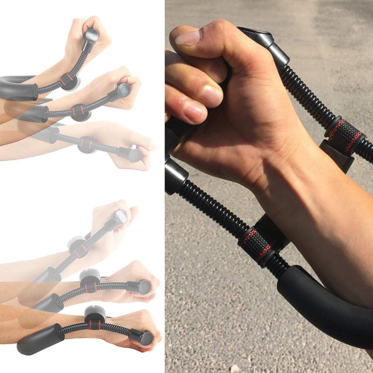 Wrist Grip Arm Hand Gripper Forearm Device Indoor Fitness Equipment Power