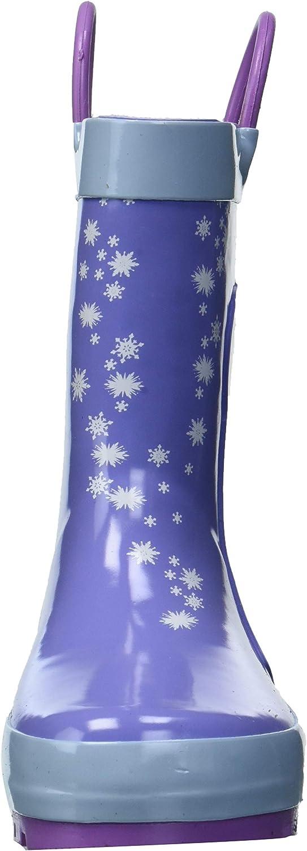 Brand - Spotted Zebra Kids' Frozen Rain Boot: Shoes