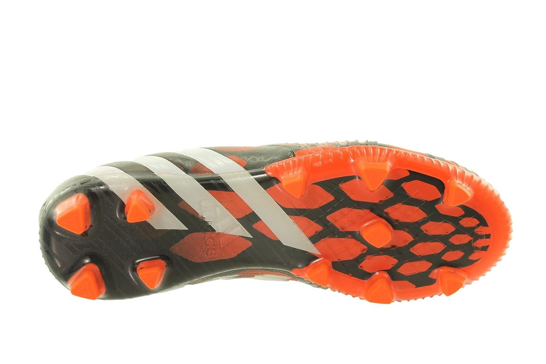 Adidas Kinder Kinder Kinder PROTator Instinct FG J Schuhe Einheitsgröße schwarz weiß   rot cb15f8