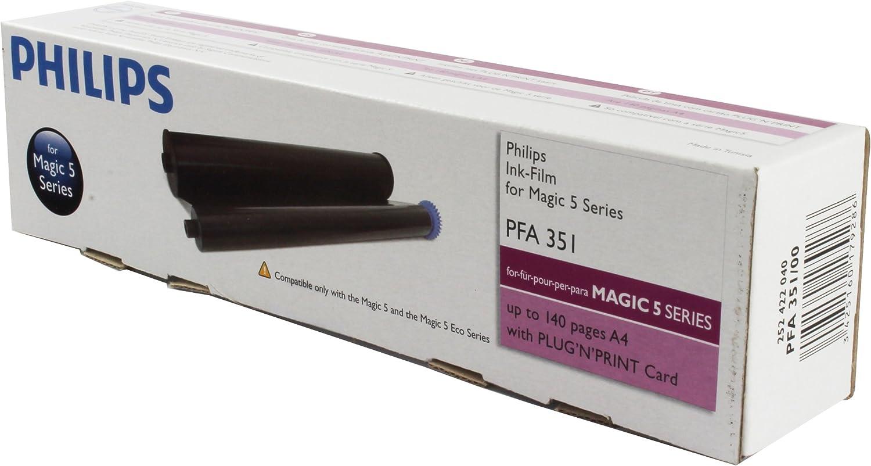 4 x Inkfilm Kompatibler Philips PFA-351 Magic 5 ECO Classic