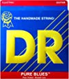 DR Strings Pure Blues Pure Nickel Wrap Round Core 10-46