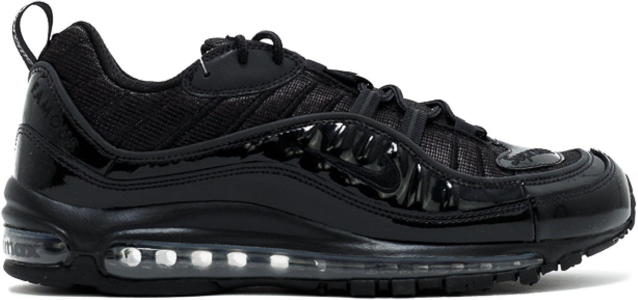 Air Max 98 Supreme supreme Nike 844694 001 black